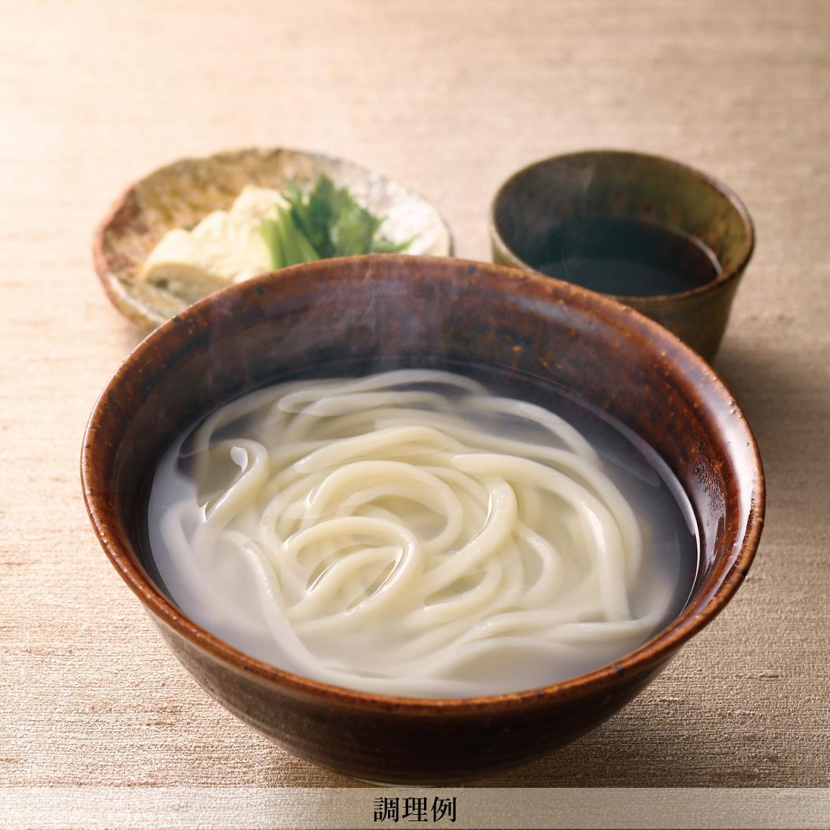 半生讃岐うどん(つゆ付)(1袋)