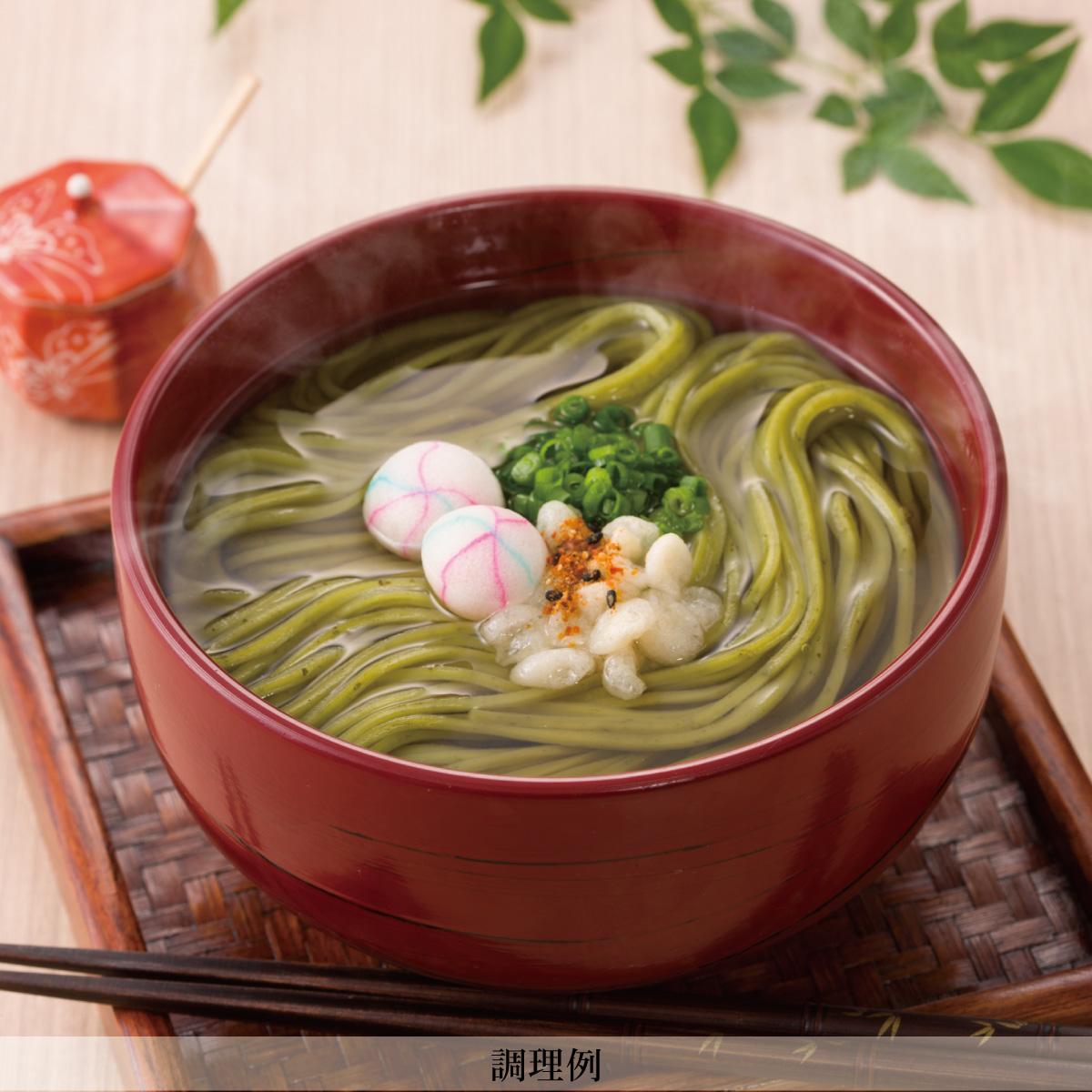 讃岐 茶うどん(6袋)