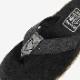 【US限定仕様】PT203SL / BLACK SUEDE × BLACK SMOOTH (W)