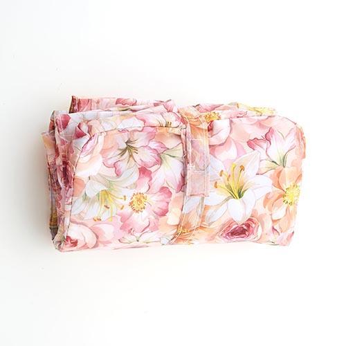 花柄レジカゴバッグ