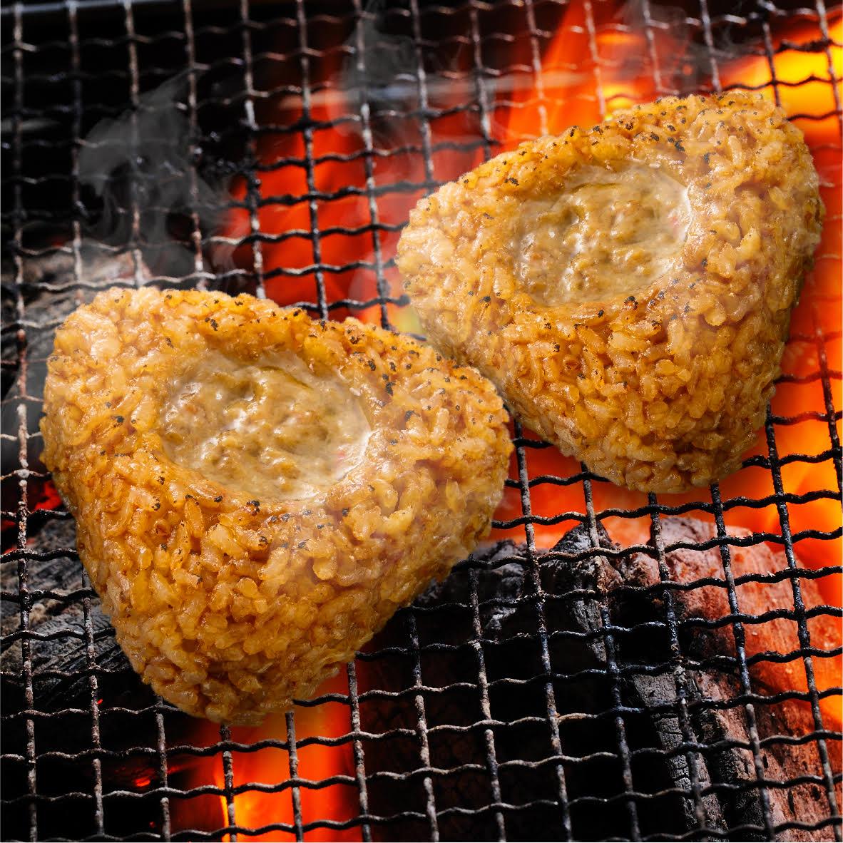 蟹味噌焼おにぎり(10個)