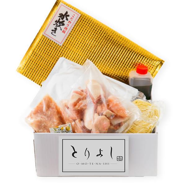特価!鶏水炊き 2〜3人前