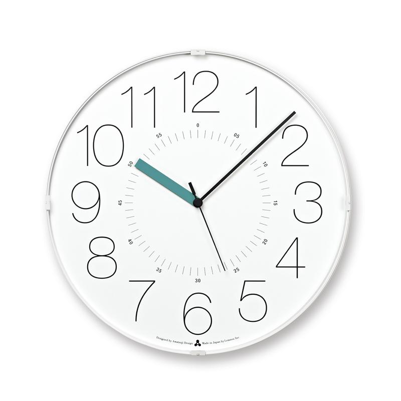 Lemnos CARA[電波時計]/ ホワイト-B