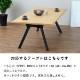 【PSマット】セデル180cm幅ダイニングテーブル用マット