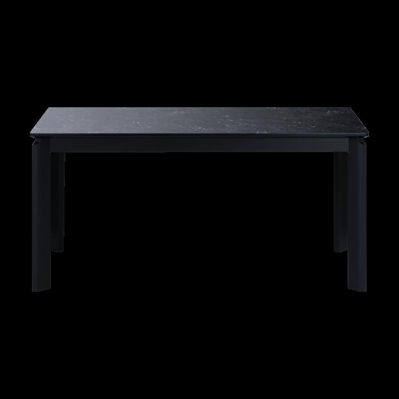 ISSEIKI BALET DINING TABLE 150 (RW-BK-ML-BK)