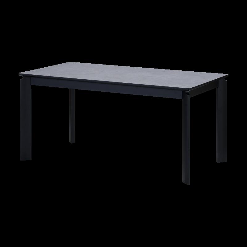 ISSEIKI BALET DINING TABLE 150 (RW-BK-ML-GY)