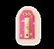福福リップ 【金平糖 - ピンク】