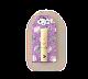 福福リップ【ドット紫】