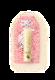 福福リップ 猫薄ピンク