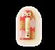 福福リップ 【花 - 濃ピンク】