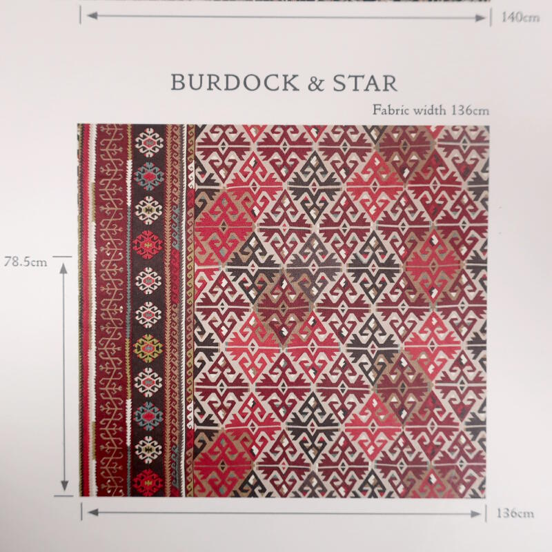 Burdock & Star  Indigo (236519)