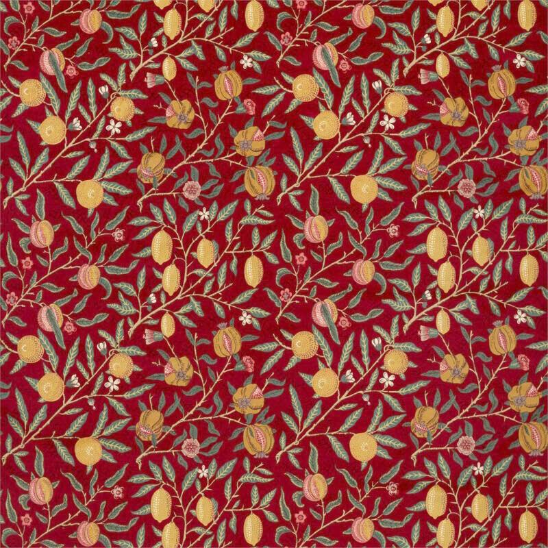 Fruit Velvet Madder/Bayleaf (236925)