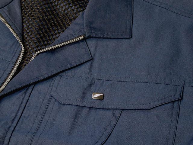 自重堂 84810 半袖ジャンパー 春夏用   作業服 作業着