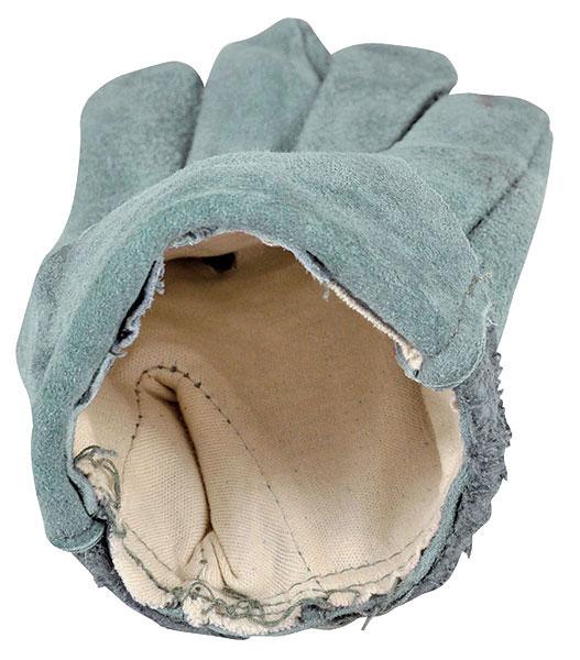 CV641 牛革 オイル外縫い内綿 手袋 グローブ 牛革  1双  コーコス信岡  ワークギア