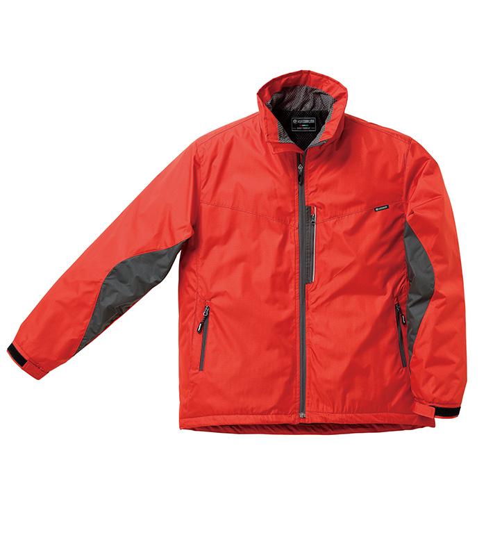 54202 防寒ハーフコート 作業服 作業着  クロダルマ