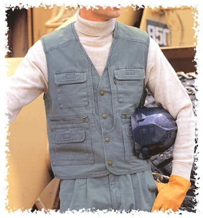 GRANCISCO グランシスコ  タカヤ商事 GC2402 ワークシャツ 秋冬用   作業服 作業着