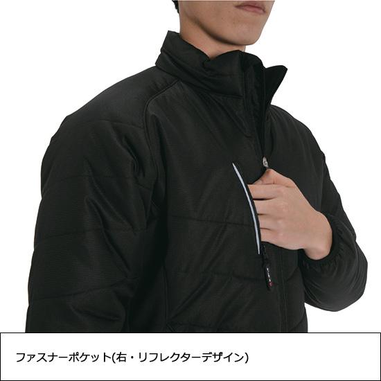 7310 男女兼用防寒ジャケット 秋冬用  BURTLE バートル