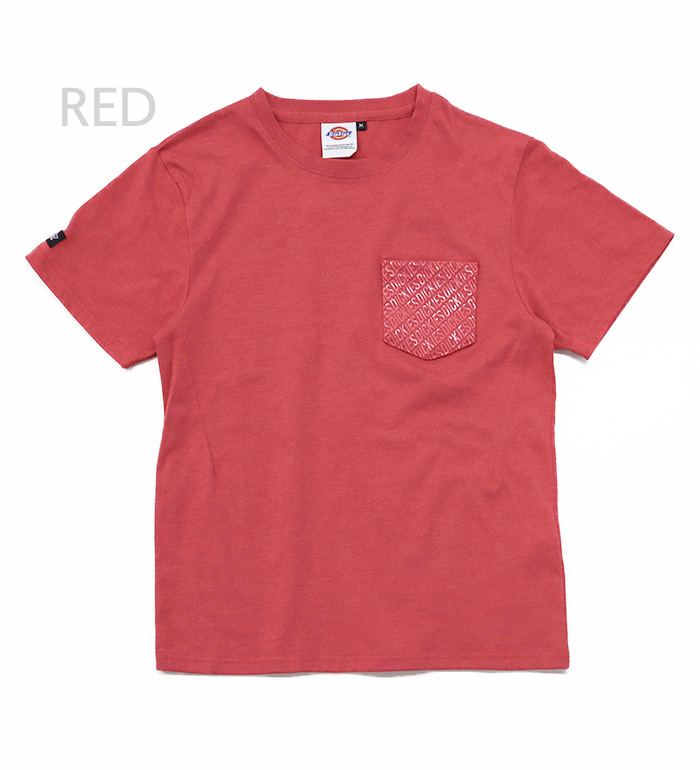 Dickies ディッキーズ D19007 半袖Tシャツメンズ  作業服 作業着