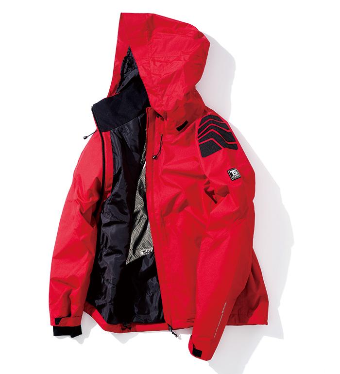 TS DESIGN   送料無料 18226 防水防寒ジャケット 秋冬用  作業服 作業着