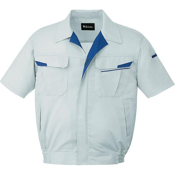 自重堂 85610 半袖ブルゾン 春夏用   作業服 作業着