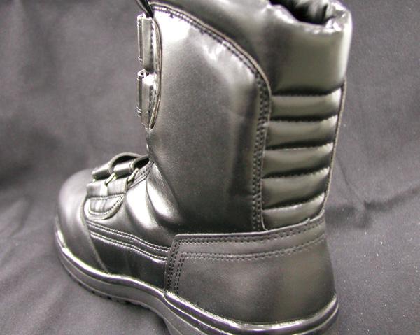 コーコス信岡  ワークギア ZA49 S FORCE半長靴マジック安全靴 セーフティーシューズ