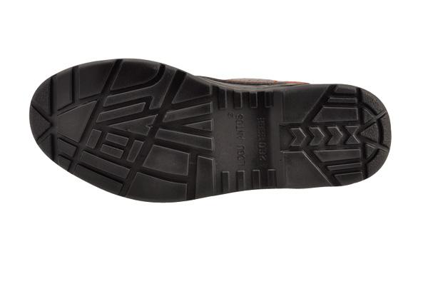 コーコス信岡  ワークギア ZA817半長靴安全靴 セーフティーシューズ
