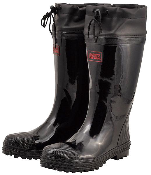 コーコス信岡  ワークギア ZD892セーフティーブーツ カバー付 安全靴