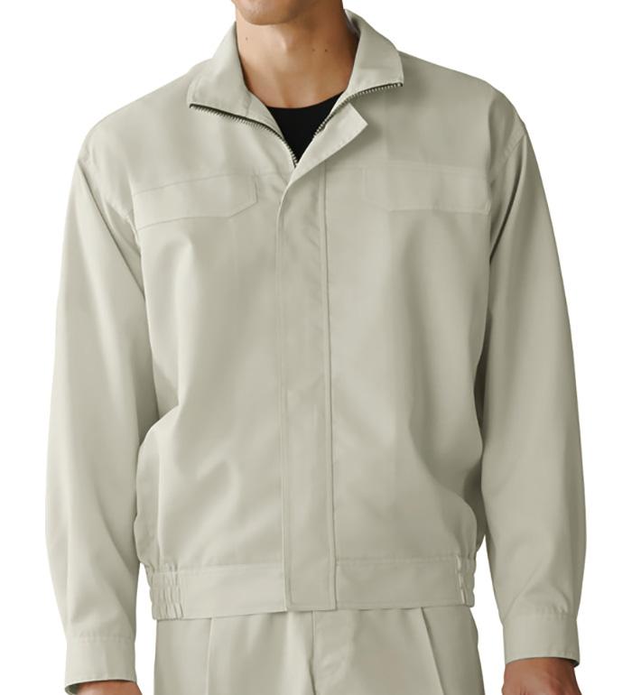86500 長袖ブルゾン 春夏用  自重堂 作業服 作業着 ブルゾン ジャケットメンズ レディース