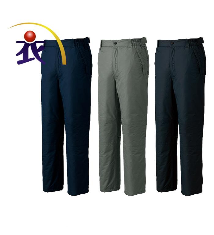AG31415防水防寒パンツ 秋冬用  サンエス 作業服 作業着