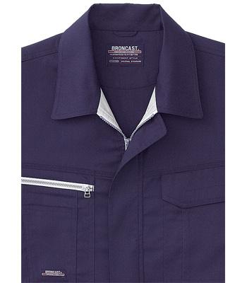 サンエス BC10550 半袖ブルゾン 春夏用   作業服 作業着