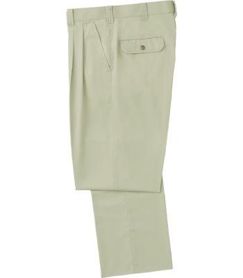 BC10554 ツータックパンツ ズボン  春夏用  作業服 作業着