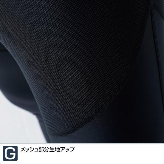 84122 インナーパンツ 春夏用  TS DESIGN ティーエスデザイン 作業服 作業着 アンダーウェア コンプレッション