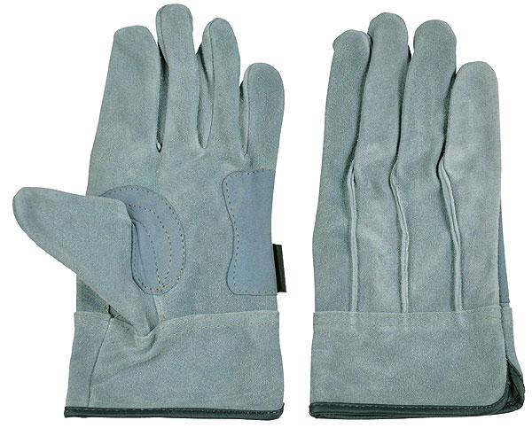 CV121 牛革オイル外縫い マイクロファイバーアテ付 手袋 グローブ 牛革  1双  コーコス信岡  ワークギア
