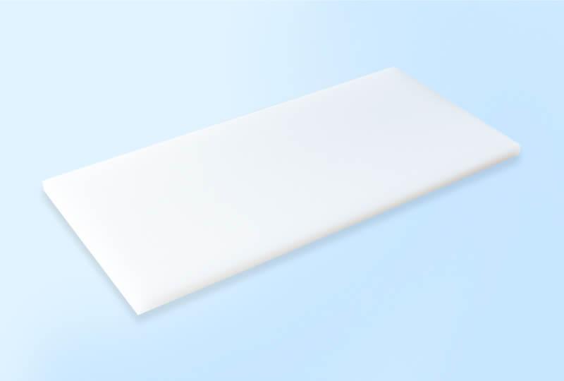 ダイトホワイトまな板 業務用 厚さ20mm サイズ400×900mm 両面サンダー加工 シボ