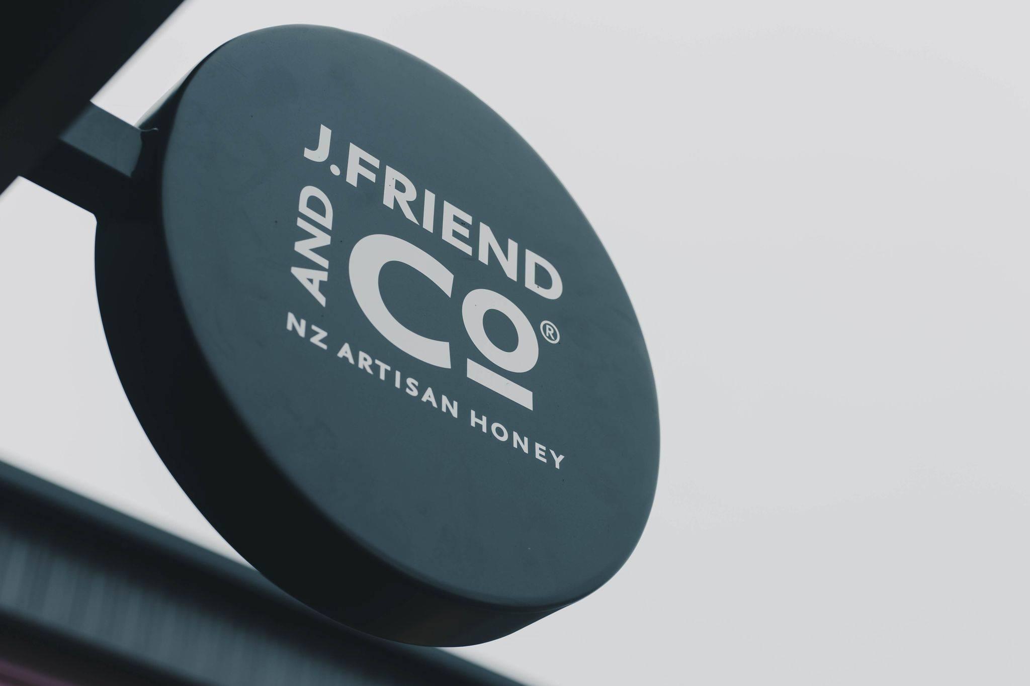 J.Friend マヌカハニー 160g×お買い得2個セット【ニュージーランド産オーガニックハニー】【即出荷/送料込み価格】