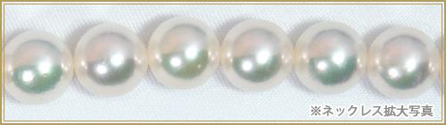 2点セットあこや真珠ネックレス<8.5mm>NE-2125
