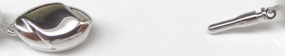 ブラック系グラデーションタヒチ真珠ネックレス<8.1〜11.5mm>N-11703