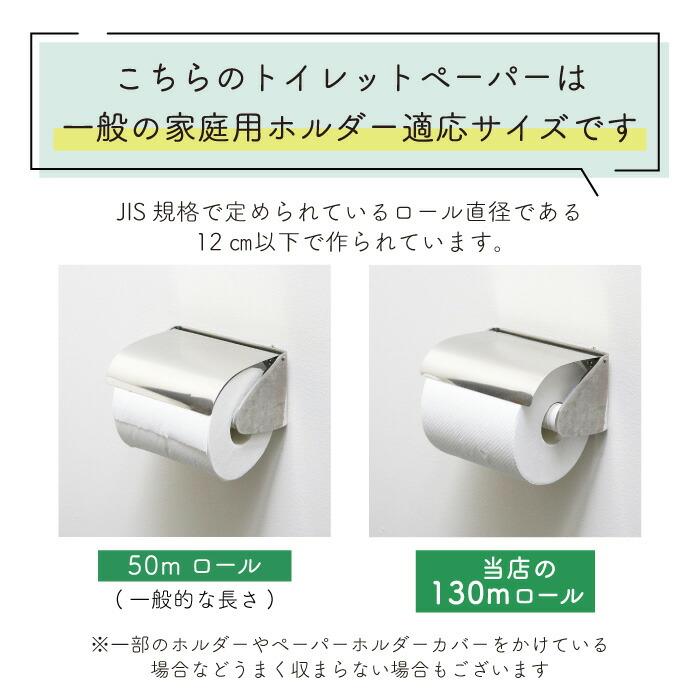 イトマン芯なし 6ロール 130m シングル ミシン目 10パック 10130004[◇]【re】