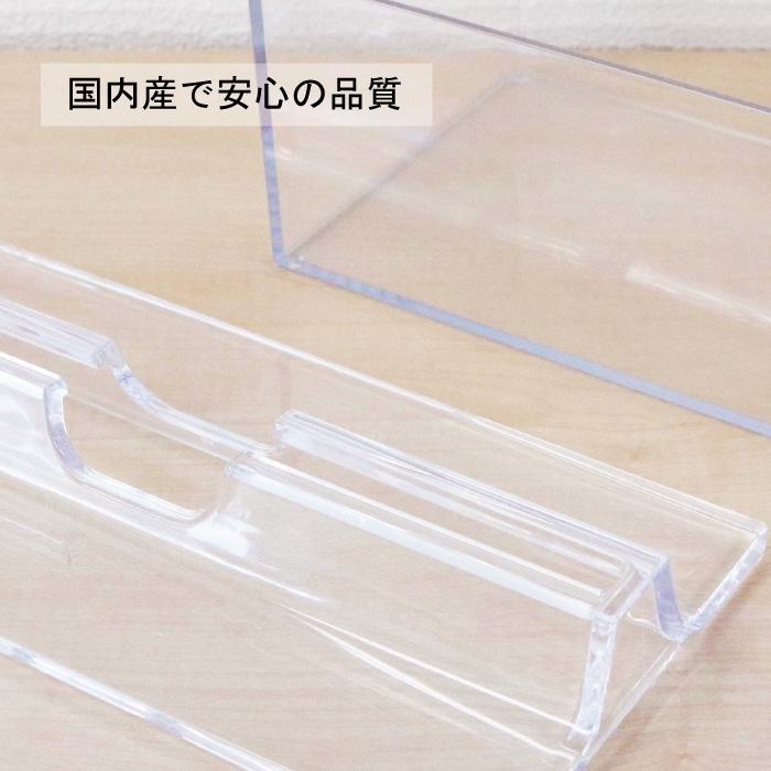DESCO ペーパータオルケース レギュラーサイズ 蝶プラ工業 76001006[◇]