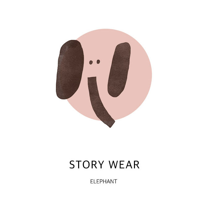 [HANNA COLLECTION] ELEPHANT