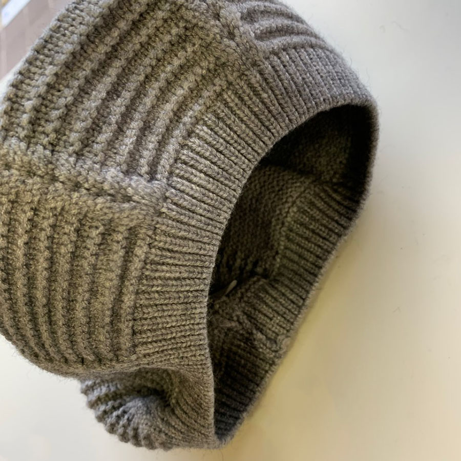 【即納商品】 ニットベレー帽