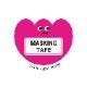 Masking Tape 3個set