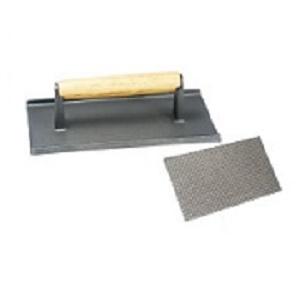 ベーコンプレス 角型大        (23cm×13cm×H9cm)
