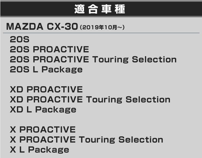 【セット割】 CX-30 サイドリップ&サイドガーニッシュ 鏡面仕上げ 外装専用 パーツ 2点セット|マツダ MAZDA CX30 DM8P DMEP カスタム ドレスアップ 専用 パーツ 外装 エクステリア サイドドア サイドシル サイドスカート エアロ