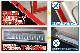 フォレスター リアバンパーガーニッシュ 鏡面仕上げ 2P|スバル SUBARU FORESTER SK9 SUBARU カスタム 専用 パーツ ドレスアップ アクセサリー オプション エアロ