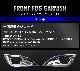 エスクァイア フロントフォグガーニッシュ 2P|トヨタ TOYOTA ESQUIRE 後期 メッキ カスタム 専用 パーツ ドレスアップ アクセサリー オプション エアロ