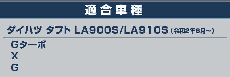 【アウトレット品】タフト ラゲッジ スカッフプレート ブラックヘアライン 2P|ダイハツ DAIHATSU TAFT インテリア 保護 カスタム 専用 パーツ ドレスアップ アクセサリー オプション エアロ