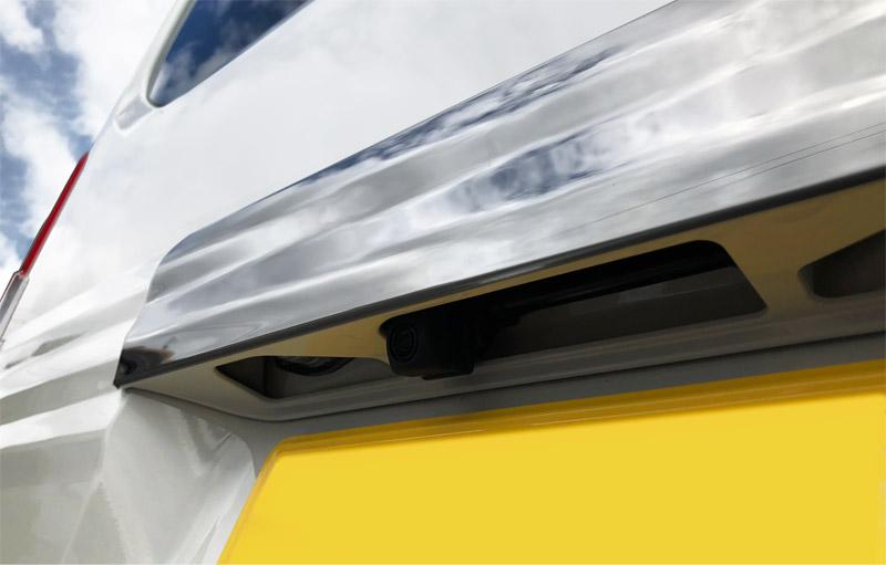 N-VAN リアライセンスガーニッシュ 1P|ホンダ HONDA エヌバン 鏡面仕上げ カスタム 専用 パーツ ドレスアップ アクセサリー オプション エアロ