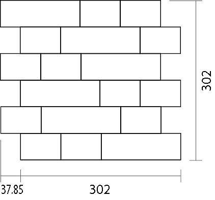 エコカラットプラス グラナスヴィスト 異形状ボーダーネット張り ECP-R/VIT1N (ホワイト)