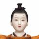【雛人形】京十一番 平安 黄櫨染 親王飾り〈小出松寿作〉